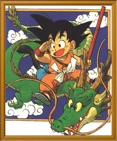 Fotolog de thekamehouse: Goku,Dragon Ball